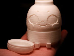 Character Pencil Vase (Gyeondition)