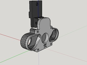 FlashForge Creator Pro Camera Mount