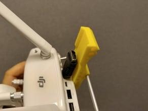 Phantom3 HDMI cablesupport