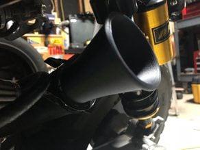 Honda Ruckus Zoomer Velocity Stack Intake V2