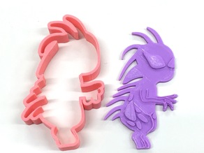 UMA Cookie Cutter(Chupacabra)