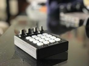 UNTZtrument Slim Midi Controller