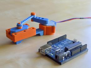 Slide Mechanism for Arduino