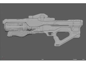 UNSC Hydra [Halo 5]