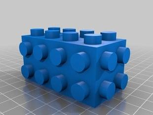 Duplo Compatible 4x2x2