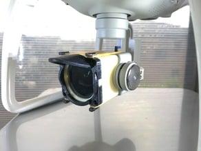 Variable ND Filter with Lens Hood for DJI Phantom 4