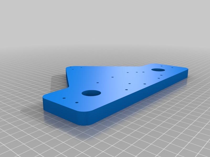 Arduino Robot Platform by bellbm - Thingiverse