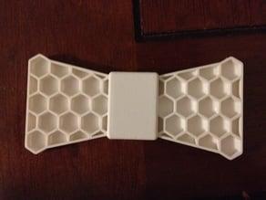 Graphene Honeycomb Bow Tie