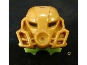 Bionicle head modified
