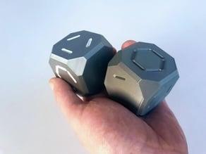 Dice 50mm cube