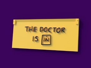 Lucy's Psychiatry Clinic Part 3 (of 3) - Refrigerator Magnet