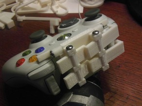 Controller Project - Transverse Trigger Control for XBox 360