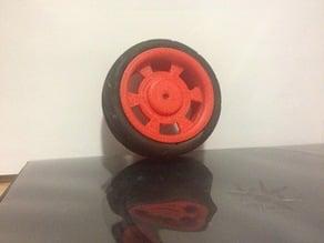 1:10 RC mag wheel