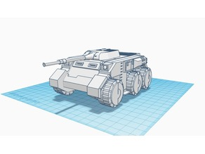 Anubis, Warhammer 40k Light Recon Tank