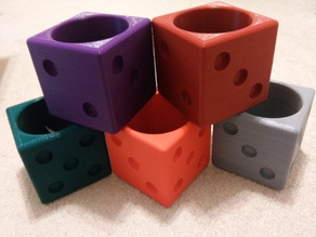 Dice Cup Holder