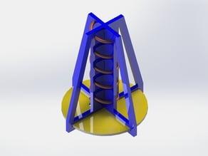 Far Vew  5.8ghz 5 Turn LHCP Helical