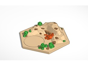 landscape - brick