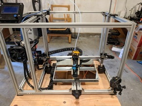 P2020 3D Printer