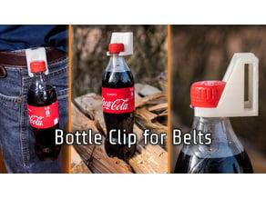 Bottle Clip for Belts