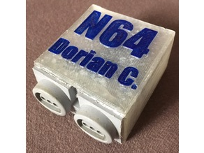 N64 to USB case
