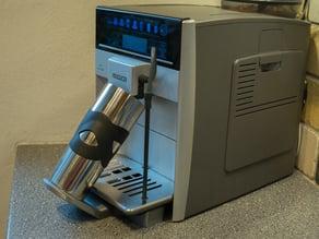 SIEMENS Coffee maker tall thermos holder