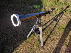 Telescope Solar Filter & Case.