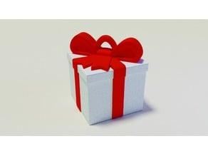 Gift keychain trinket