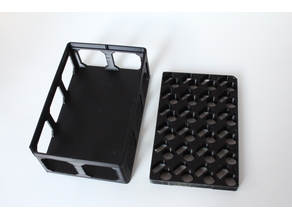 OpenTrons Tube Rack