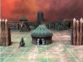 Kyn Finvara Goblin Hut (Heroic scale)