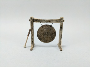 28mm Gong