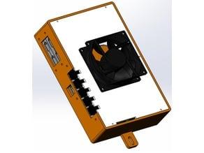 MKS GEN L Electronics Box For Zaribo XL