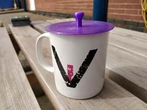 Dust Shield for Standard Mug