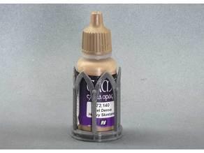 Paint Bottle Holder