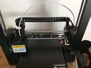 Anycubic i3 Mega holder drag chain for cable