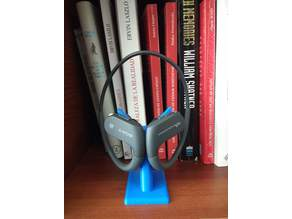 Sony Walkman earphones Stand (NW-WS623 - NW-WS625 or similar)