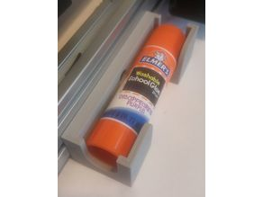 22g elmers glue stick holder for 2020 extrusions