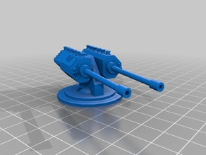 Sci-Fi - Laser Pods or Turrets - 15mm or 28mm - 40k - Star Wars Legion - Battletech
