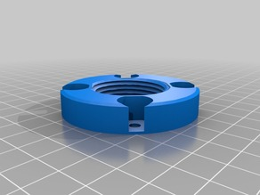 Filament Holder for BIBO 3D Printers
