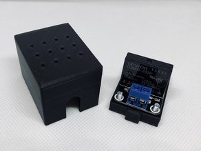 Enclosure for Solid State Relay module (FC-80)