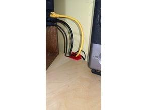 Desk Computer Cable Holder
