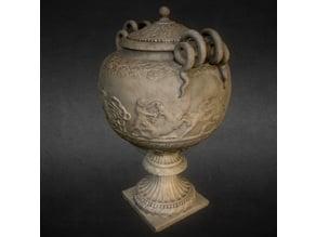 Empire vase