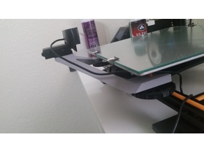 Cr-10 Sturdy Webcam / Camera Mount