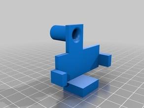 SnapMaker filament holder