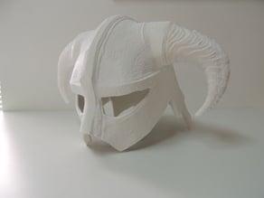 Dovahkiin Helmet Full Size Remix