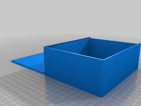 PCB Box Sliding Lid - 150mm X 120mm X 50mm