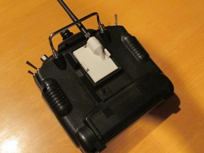 JR-DSMX Module Case with RP-SMA Antenna