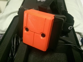 Oculus Rift DK1 Dual Webcam Mount