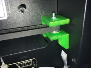 Monoprice Maker Select IIIP Y Pulley Block Support