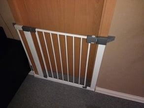 Safety 1st child safety gate wall mount