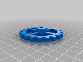 Ender 3 Pro levelling knob / wheel
